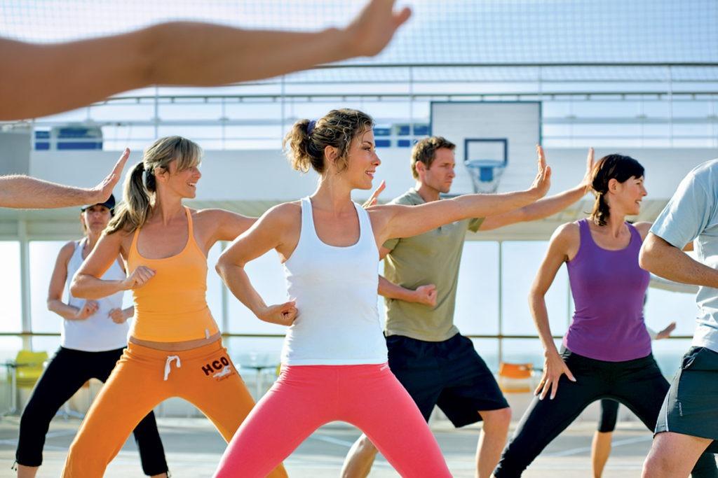 AIDAcara fitness