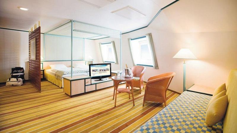 AIDAcara Premium Suite
