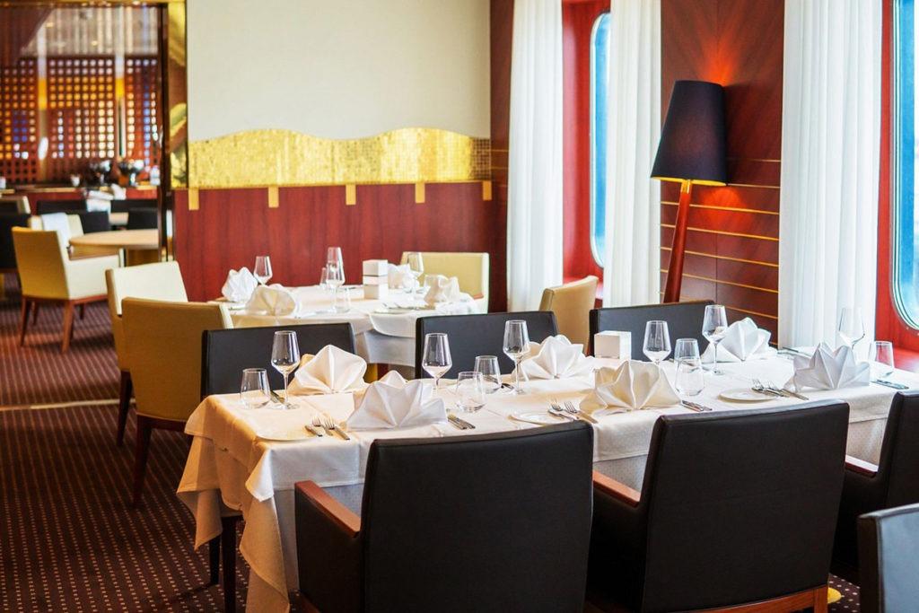 AIDAcara restauracja Selection