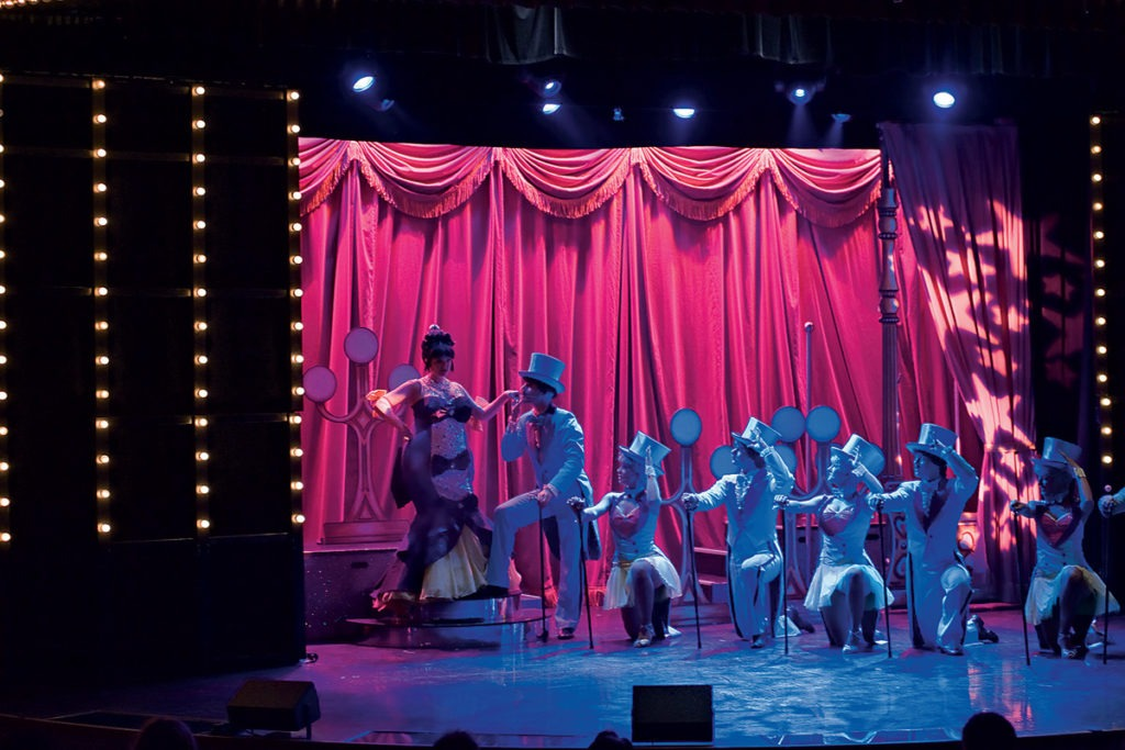 AIDAcara teatr