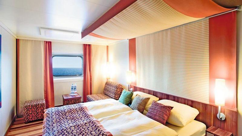 AIDAdiva kabina z oknem