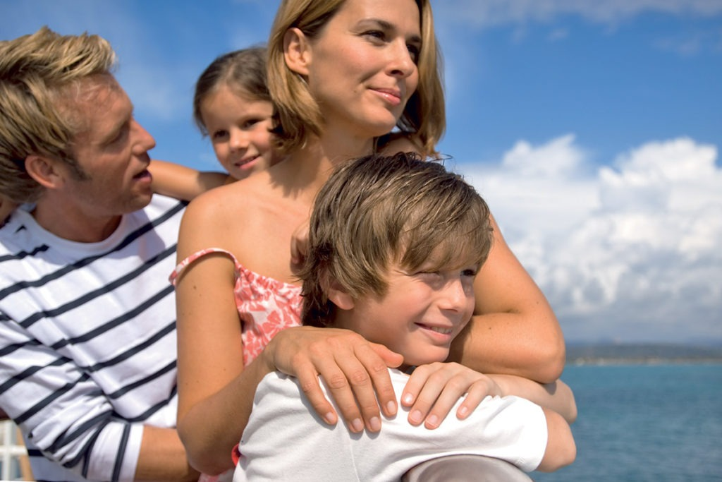 AIDAdiva rodzina