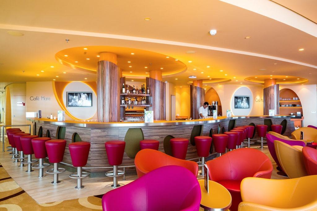 AIDAperla kawiarnia Cafe Mare