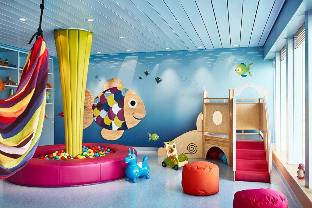 AIDAprima mini klub dla dzieci