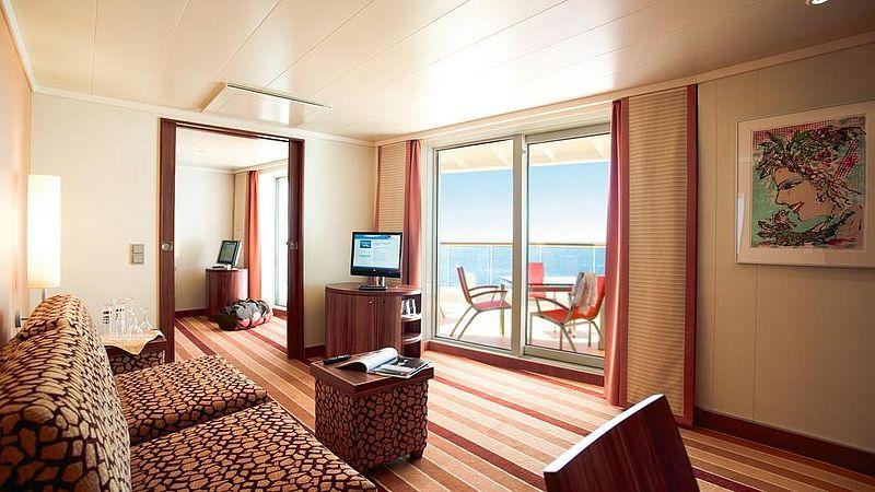 aidabella kabina premium suite