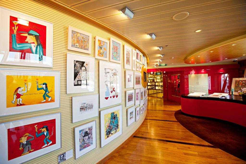 AIDAblu galeria