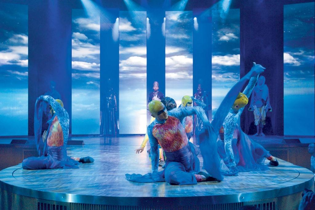 AIDAblu teatr