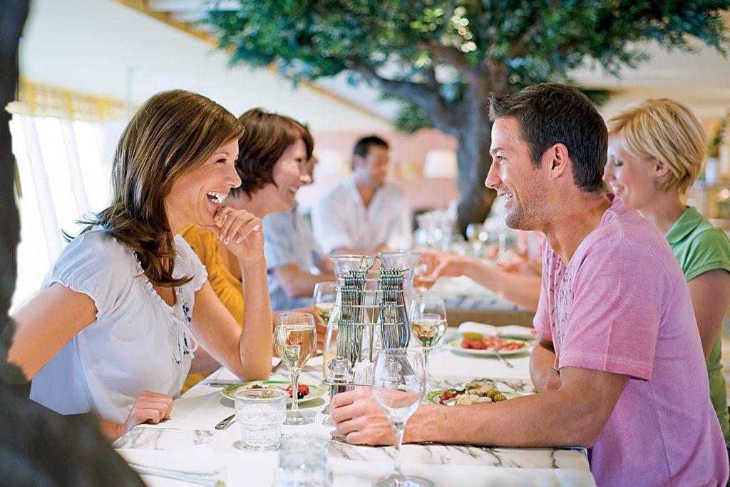 AIDAluna restauracja Bella Vista