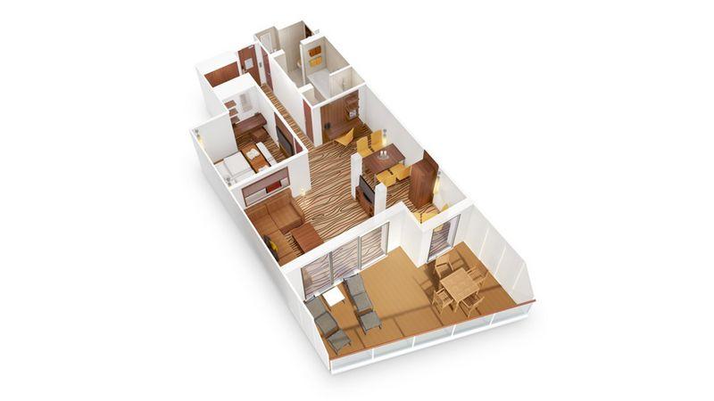 AIDAperla Suite