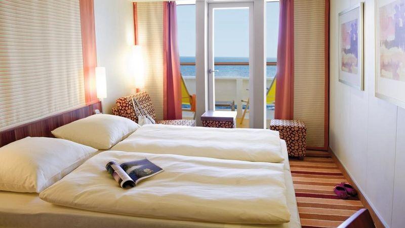 AIDAsol kabina z balkonem