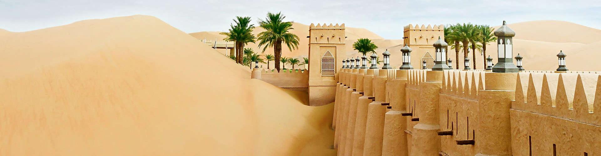 Arabskie Noce z Dubaju