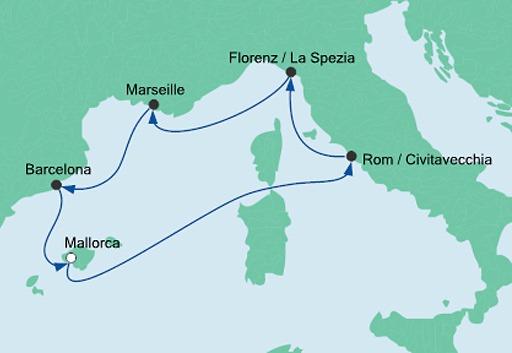 Śródziemnomorskie Krajobrazy z Majorki