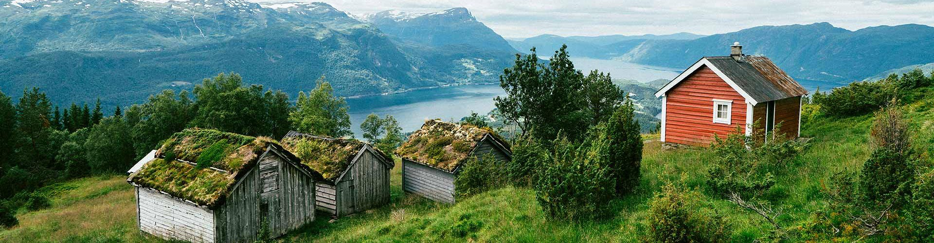 Fiordy Norwegii