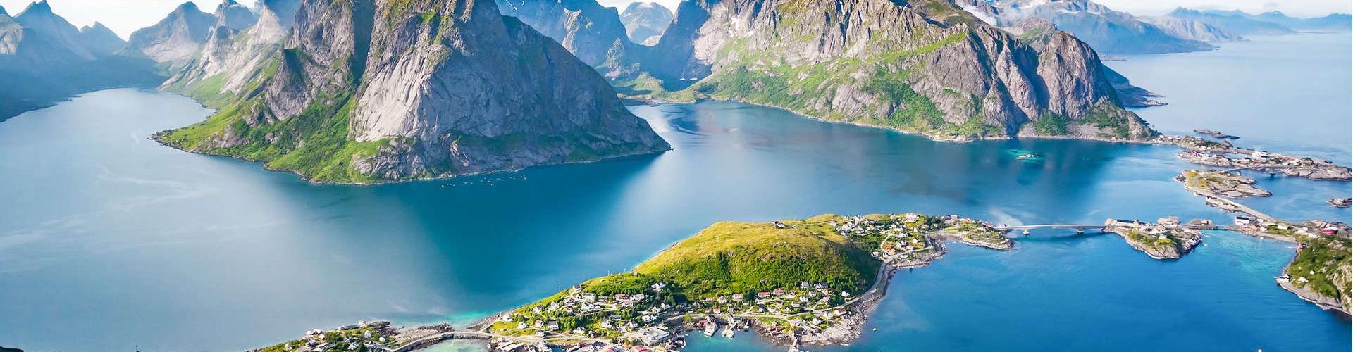 Norwegia Lofoty - top