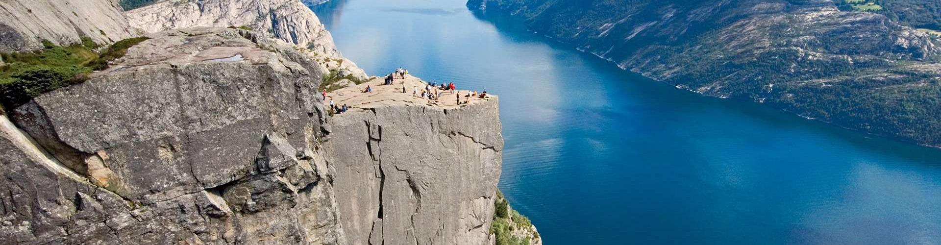Norweskie Fiordy z Warnemunde 1