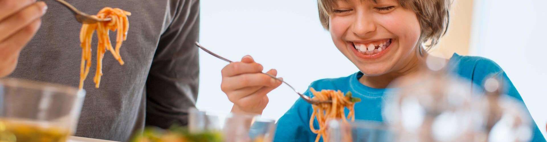 Menu dla dzieci i rodzinne biesiadowanie