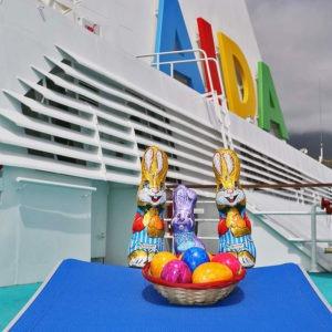Wielkanoc na statku