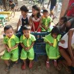 Szkoła dla dzieci na Filipinach