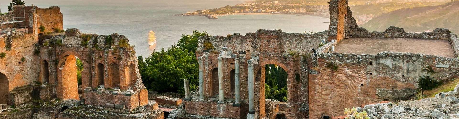 Z Majorki na Korfu 2